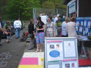 Children's Centre, Todmorden's activity area