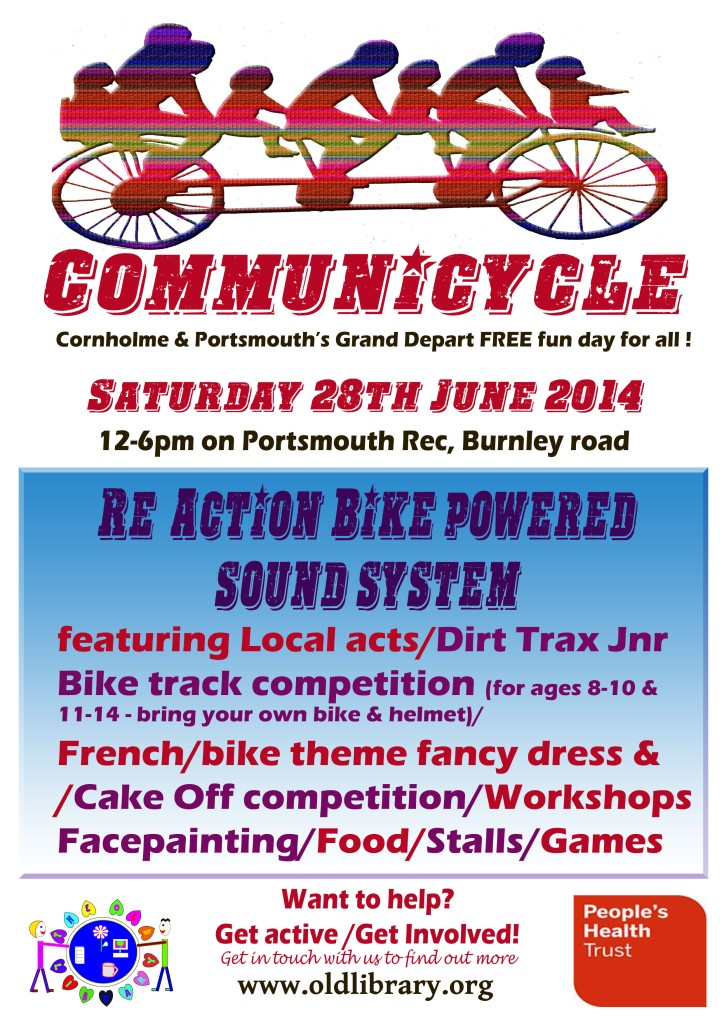 communicycle event poster v6b