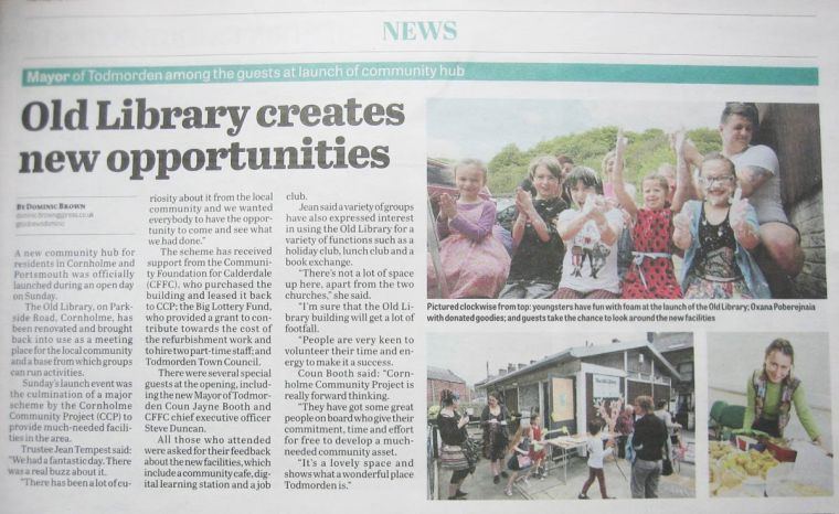 Todmorden News, 30 May 2013, page 5
