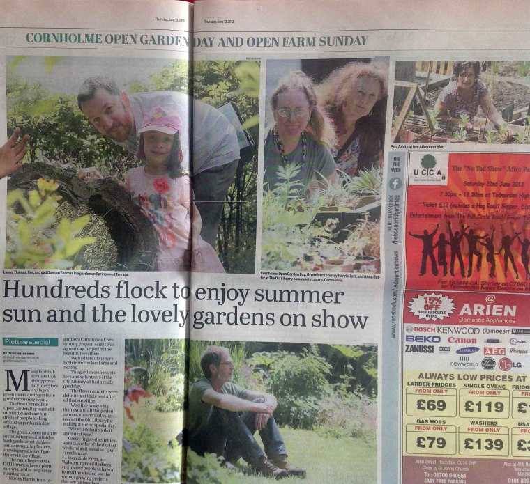 Todmorden News 13 June 2013