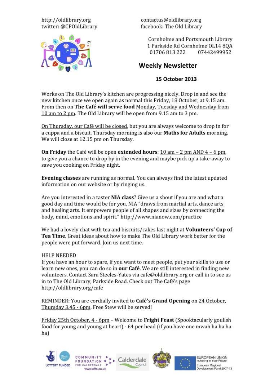 TOLNewsletter15102013CFW