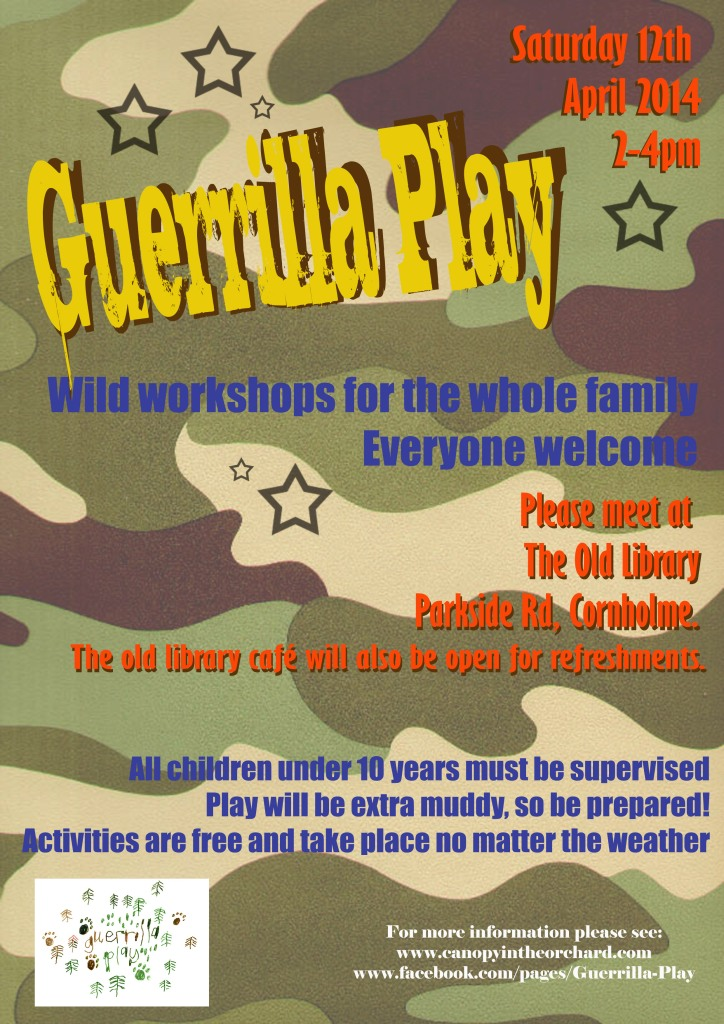 guerilla play poster 2 flat