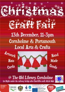 Christmas Craft Fair new V2 flat